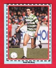 Glasgow Celtic Paul McStay Scotland